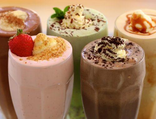 Γρανίτα ή Milkshake;