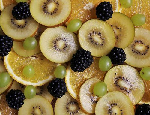 Βιταμίνη C από φρούτα + ζωτικότητα