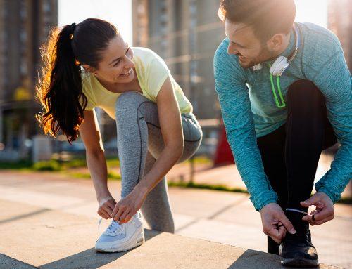 STOP στο άγχος με άσκηση!