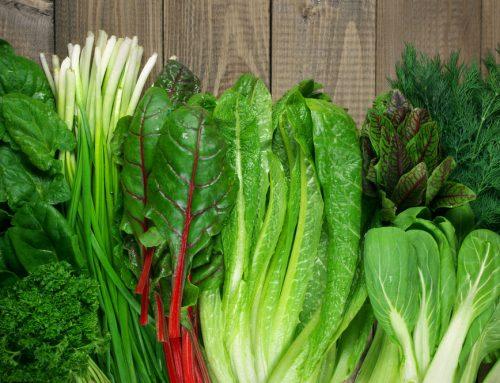 Λαχανικά με νιτρικά ευεργετικά για τα αγγεία