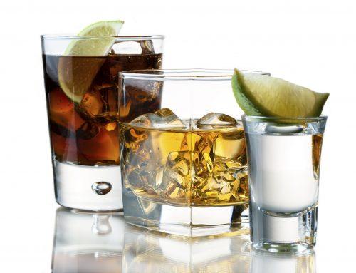 Αλκοολούχα ποτά με…θερμίδες στην ετικέτα