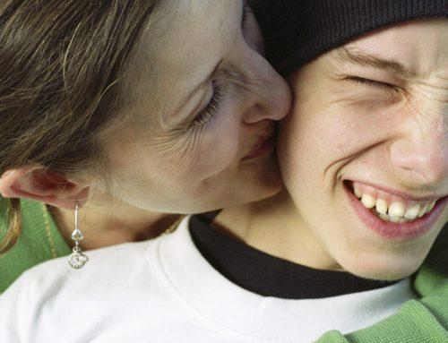 Τρυφερότητα γονιών κατά αντικοινωνικής συμπεριφοράς παιδιών
